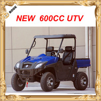 2016 new design 2 seat utility buggy 600cc UTV/ATV 4x4 with EEC