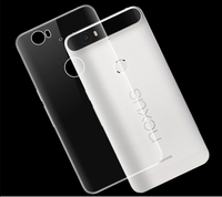 EXCO New Coming ultrathin transparent waterproof tpu case for Huawei Nexus 6P