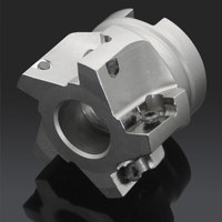 Kr 90 deg. Square-should Milling Cutter EMP Type Milling Tool, Face Mill