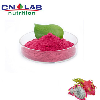 GMP Standard organic freeze dried fruit powder/dragon fruit extract powder
