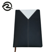 Well Sale Safety Item Good Quality Visual Art Office Leather Diary