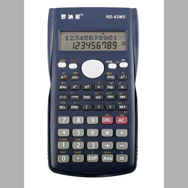 plastic scientific digital basic fraction calculator