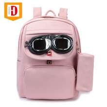 2018 High Quality <strong>Fashion</strong> Of Sunglasses Modal PU Backpack Women