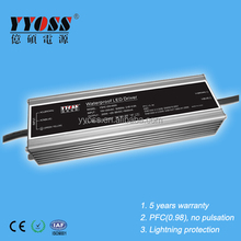 200W 1400mA waterproof electronic led driver
