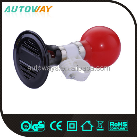 Custom Plastic electronic bicycle horn