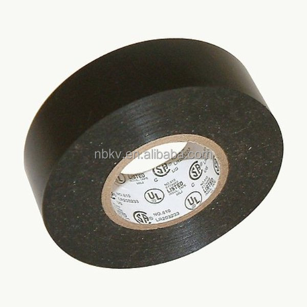 High Quality UL/CSA Flame Retardant Shiny PVC Electrical Insulated Tape
