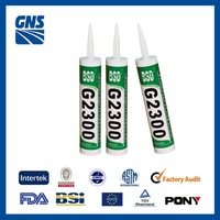 silicone sealant for application glass & aluminum glass curtain wall