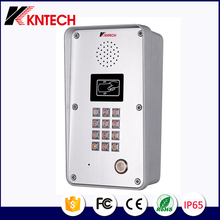 Wireless video door phone door access control system smart phone SIP intercom with door lock knzd-51