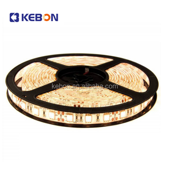 Smd5050 outdoor warm white waterproof led strip tape lighting