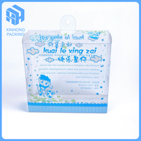 high quality pvc pp pet packaging boxes