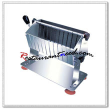 F004 Stainless Steel Manual sausage slicer machine