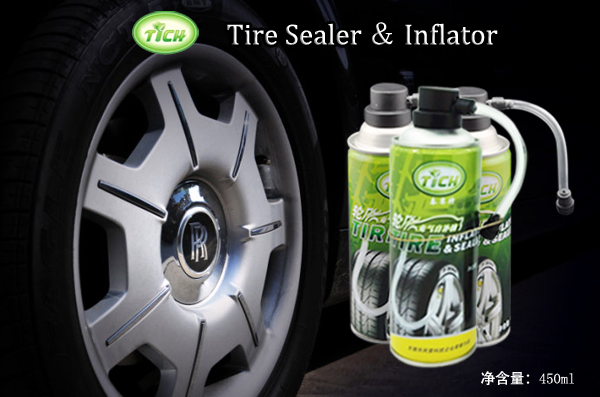 China factory puncture repair liquid tyre sealant for bike,car and motorbike