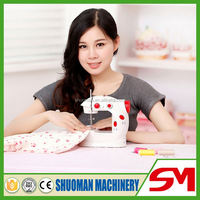 Perfect after-sale service mini hand sewing machine manual