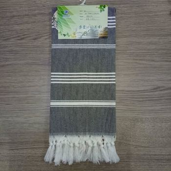 kitchen towels 100% cotton with tassels