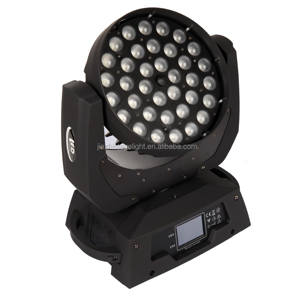36X10w /15w /18w led moving head wash zoom stage lighting