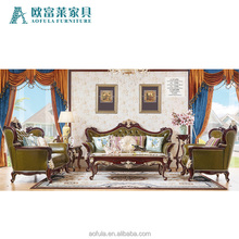 High Quality Living Room Furniture Classic Italian Royal Alibaba Sofa Manufacturers
