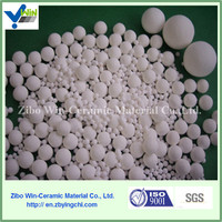 19mm 99% high purity alumina packing ball in Industrial Use