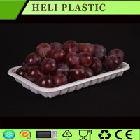 Disposable healthy PP PS plastic food tray