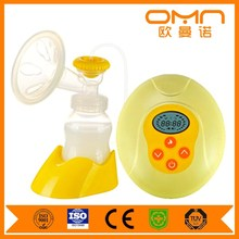 Popular factory price electric double breast pump