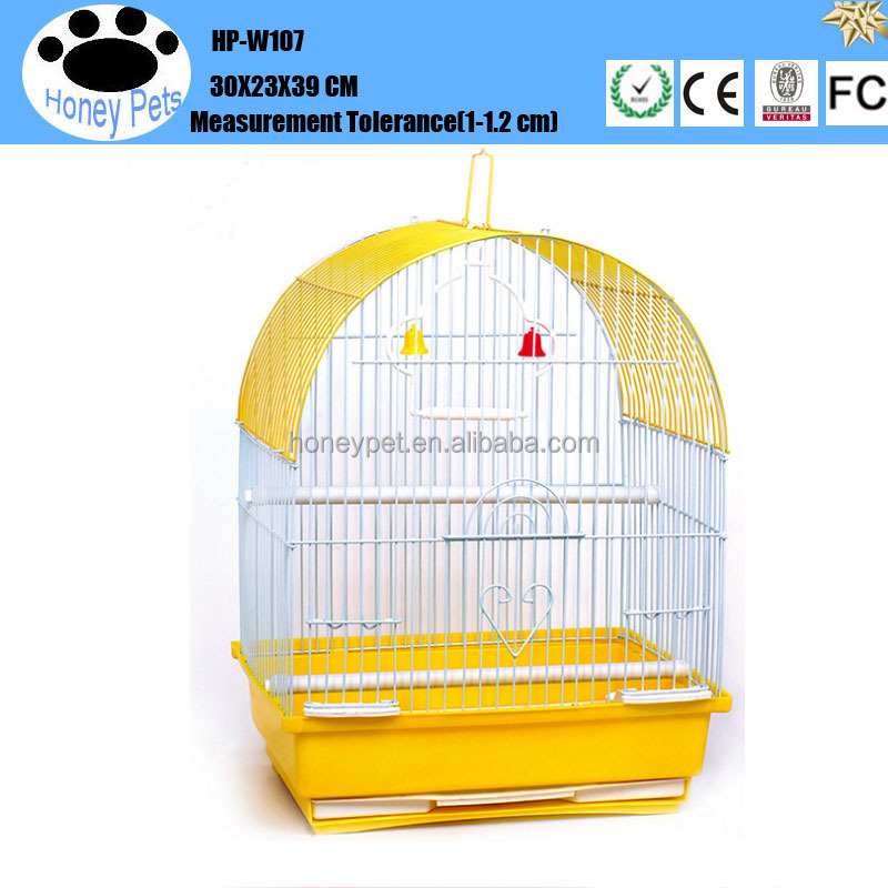 HP-W107 pet products feeder wholesale aviary cages
