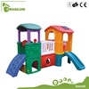 Lovely foldable kids outdoor plastic playhouse