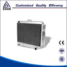 industrial tube fin radiador for compressor