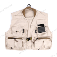 New wholesale youth floating fly fishing vest