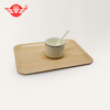 Wooden Paper Designer Wood Food Serving Trays