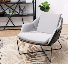Jing Yi New metal coffee chair <strong>furniture</strong> for living room
