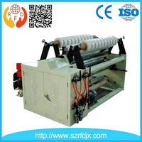 Stretching Plastic Film Slitting And Rewinding Machine