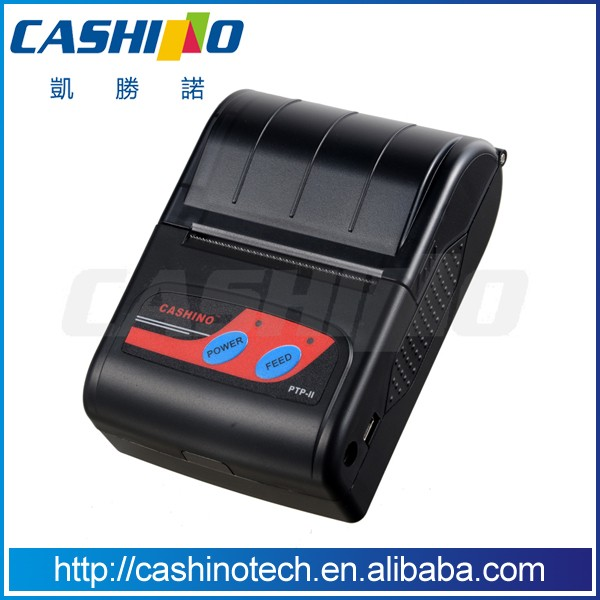 58mm mini android portable bluetooth mobile ticket thermal receipt printer