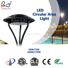 IP65 cast iron light pole base for garden and road lighting