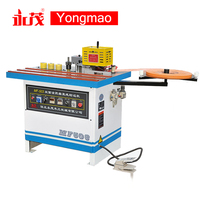 Yongmao MF503 manual edge banding machine for curve and straight banding