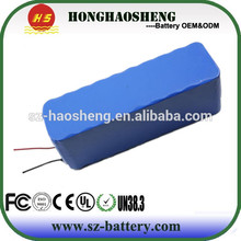 Electric Bike Battery 36V 10AH Rechageable ACCU In China