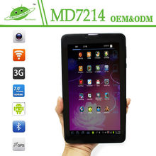 Alibaba b2b 7 inch quad core 1G 16G 1024X600 IPS Screen android tablet 4gb ram