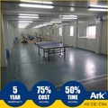 Ark Top Quality Good Price Long Lifespan Flatpack Prefabricated Steel Oil Field Training rooms