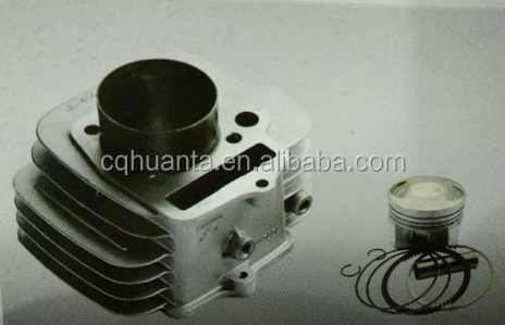 Top Quality motorcycle cylinder block ,motorcycle parts engine cylinder JJ124