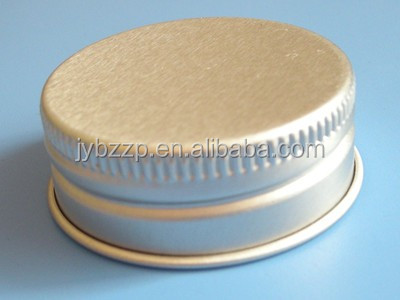 38mm cap closure aluminum closure,metal decorative closures lids