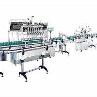 Automatic Rotary Beverage Chemical Food Filling