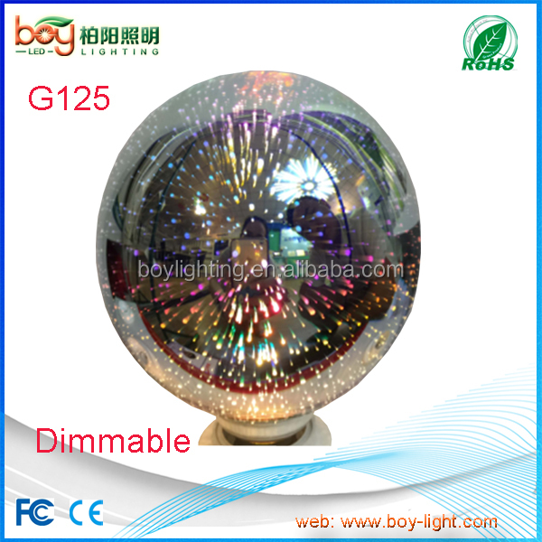 ip44 glass vintage led 3d bulbs b22 bayonet a60 a19 g80 g95 st64 edison holiday light 3000k firework lamp