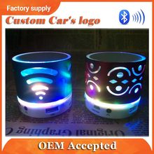 different design led lights and bluetooth speaker for adults or kids dancing