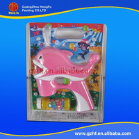 clear pvc blister toy pack manufacturer