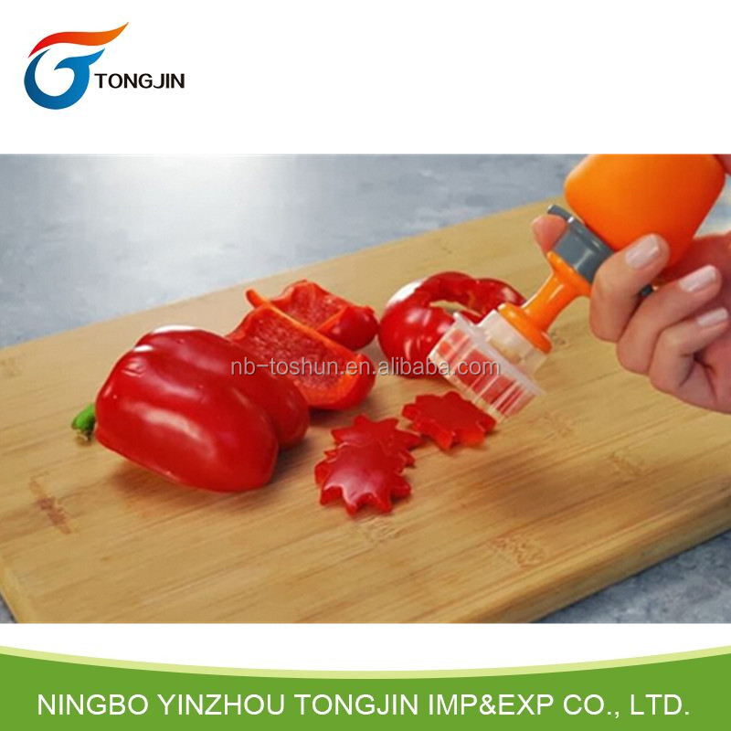 As seen on TV popular vegetable and fruit decoration tools