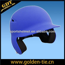 Rubber painting ABS Baseball Batting Helmet in Dongguan