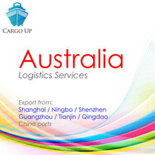 Logistics from China to Australia