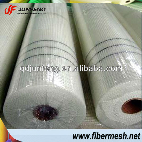 160g C-Glass Roofing Fiberglass Wire Mesh For EIFS