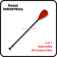 Outrigger Carbon Fiber Canoe Paddle
