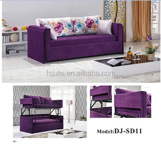 DOUBLE OPEN NEW FASHION LIVINGROOM SOFA BED JL-SD11