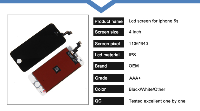 for iphone 5s mirror lcd,for iphone 5s lcd repair parts,lcd screen display for iphone 5s