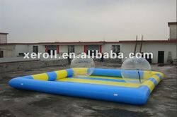 Good selling inflatable pool table